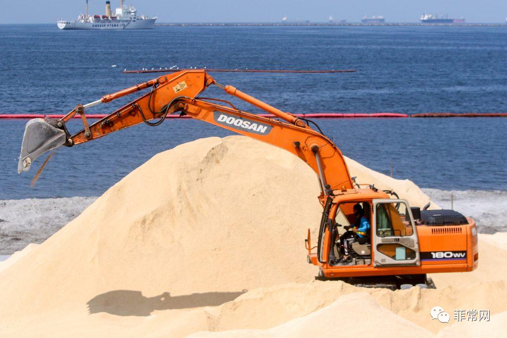 马尼拉市长伊斯科专论:对马尼拉湾项目的担忧没有根据