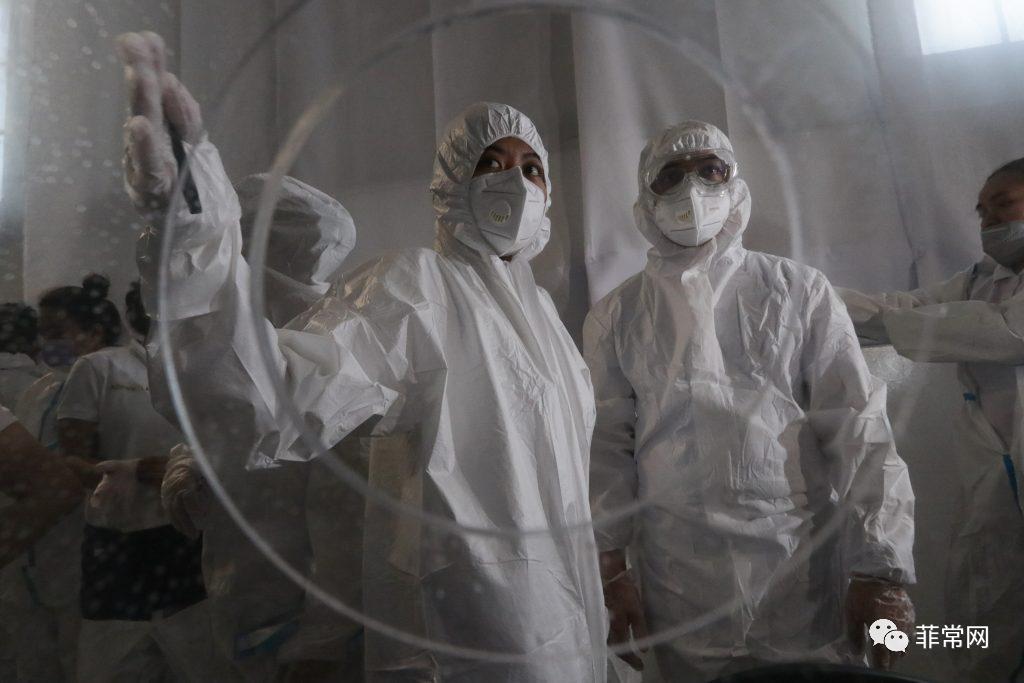 菲大研究学者评价菲政府与较富裕国家相比在应对疫情方面还不错