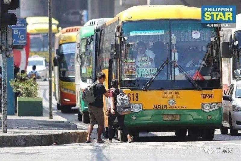 陆运署表示本月内将恢复往返首都马尼拉的跨省大巴运输
